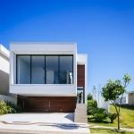 kiến trúc biệt thự hiện đại mới